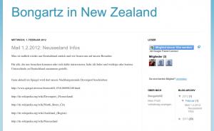 Work and Travel Neuseeland Erfahrungsberichte-Bongartz