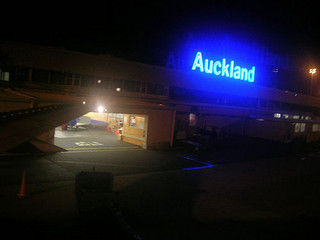Ankunft in Auckland - was dann?